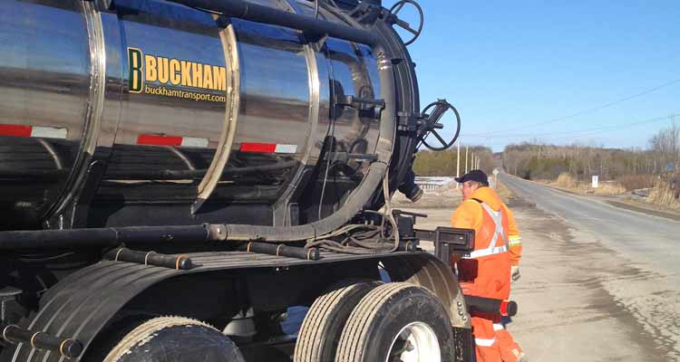 Liquid Waste Haulage & Disposal